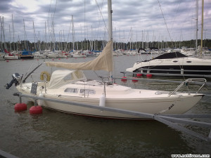 Marieholm IF-Boat