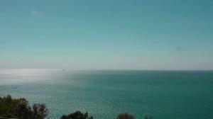 Вид на Черное море из Варны