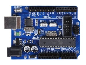 Arduino UNO на ATmega8A