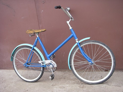 фото школьник велосипед